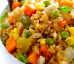 Extra Plain Fried Rice - 26 Oz